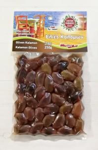Řecké olivy  Kalamata  250 g