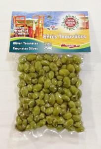 Olivy zelené Tsounates  250gr