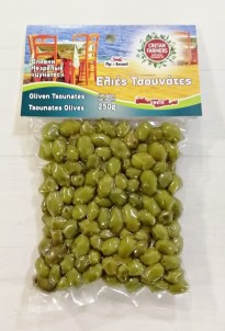 Řecké extra malé olivy Tsounates