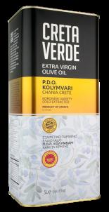 Extra panenský olivový olej 5l plech KOLYMVARI  P.D.O.