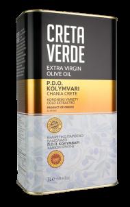 Extra panenský olivový olej 3l plech KOLYMVARI  P.D.O.