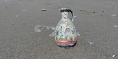 Mínojská keramika 24 cm