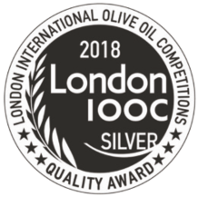 Olivový olej Stříbrná medaile Londýn 2018