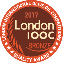 Olivový olej Bronzová medaile Londýn 2017