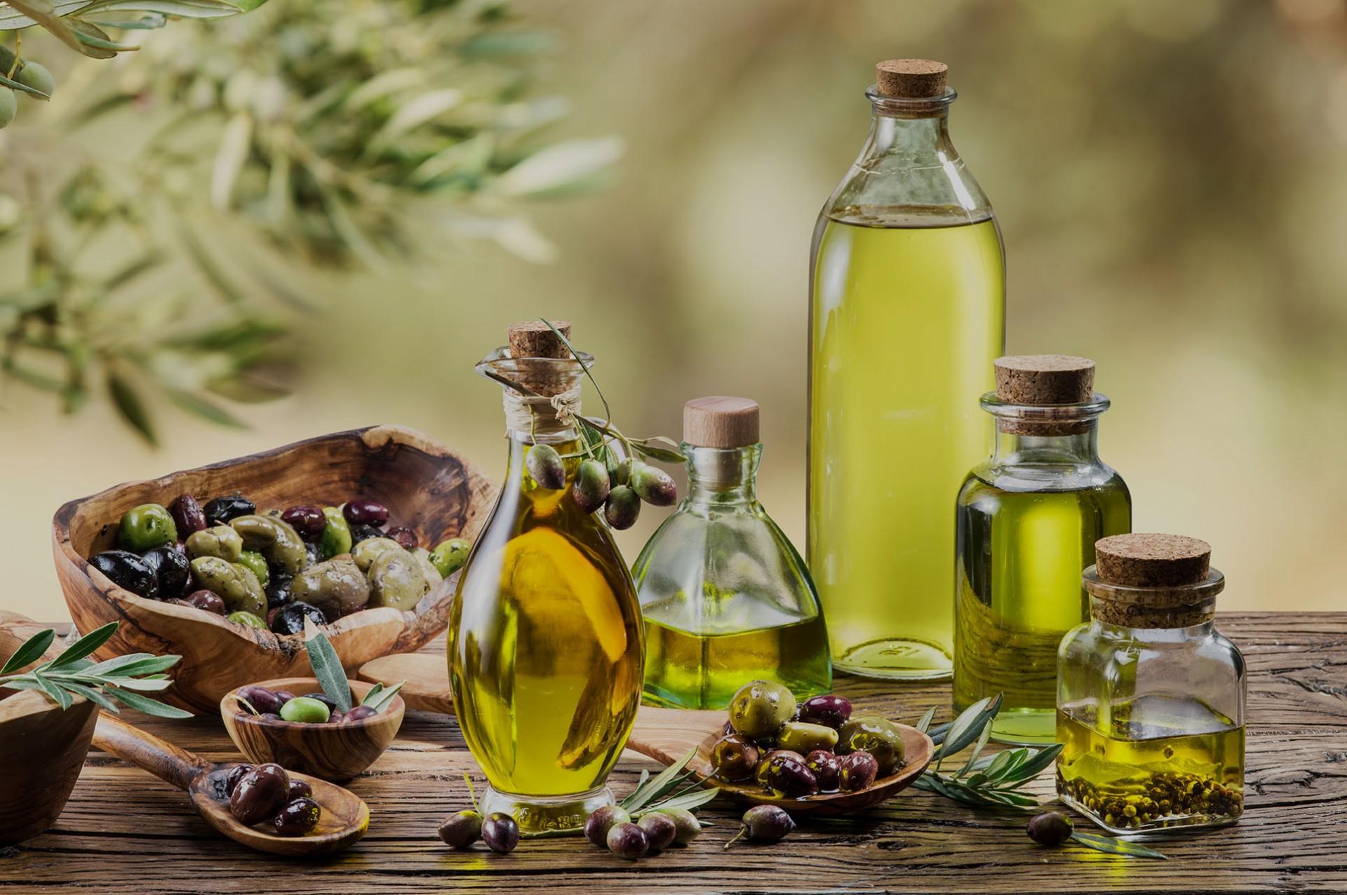 Olivový olej z Kréty