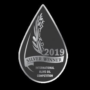 Kotinos Olive Oil Competition 2019 Stříbrná medaile