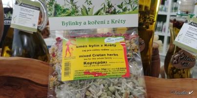 Směs bylin z Kréty 30 g
