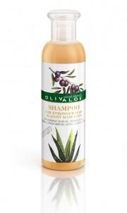 Šampón na vlasy proti vypadávání 200 ml OlivAloe