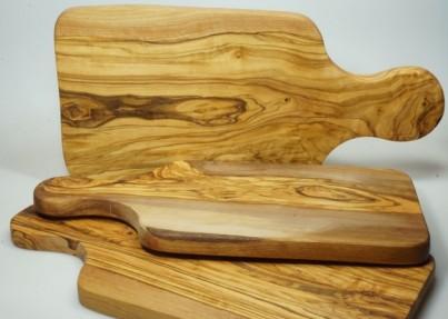 Prkénko na krájení z olivového dřeva